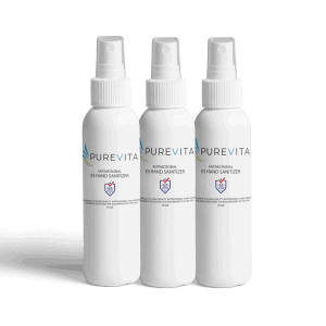 Pure Vita Organic – E3 Medical Grade – Kosher Hand Sanitizer