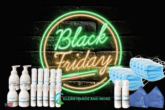 Purifi Hand Sanitizer Black Friday Sale